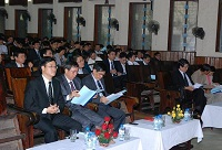 VOSCO successfully organized the annual shareholders University 2012